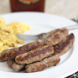 Homemade Turkey Breakfast Sausage | by Tracey's Culinary Adventures
