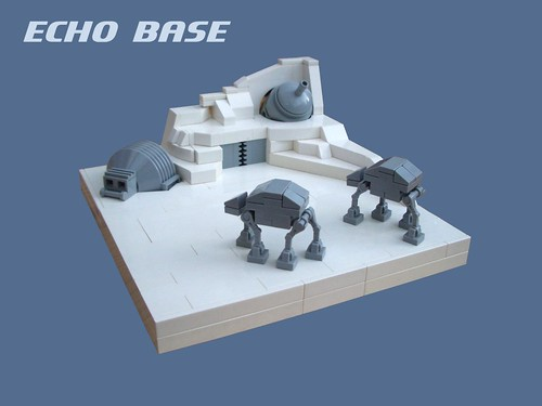 Echo Base | by 2 Much Caffeine