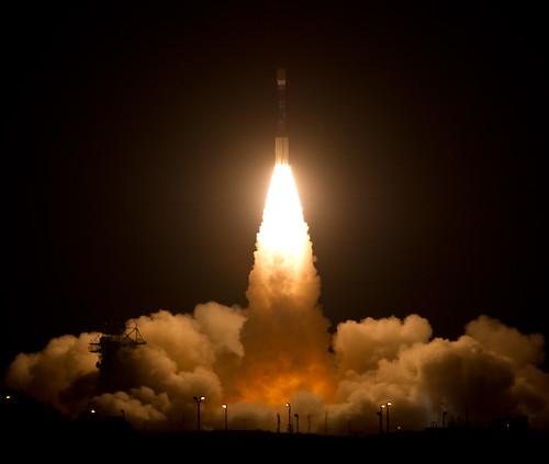 NPP Delta II Launch