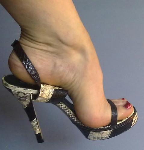 High Heels Foot Fetish