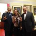12-02-11 With Congressman Hinojosa and Christine Spencer
