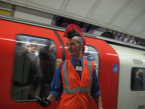 Mind the Mohican - Guess Where Tube 14