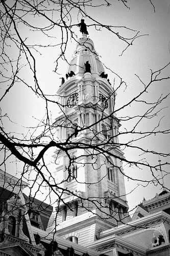 City Hall Tower-Phila Pa | by David Swift Photography Thanks for 18 million view