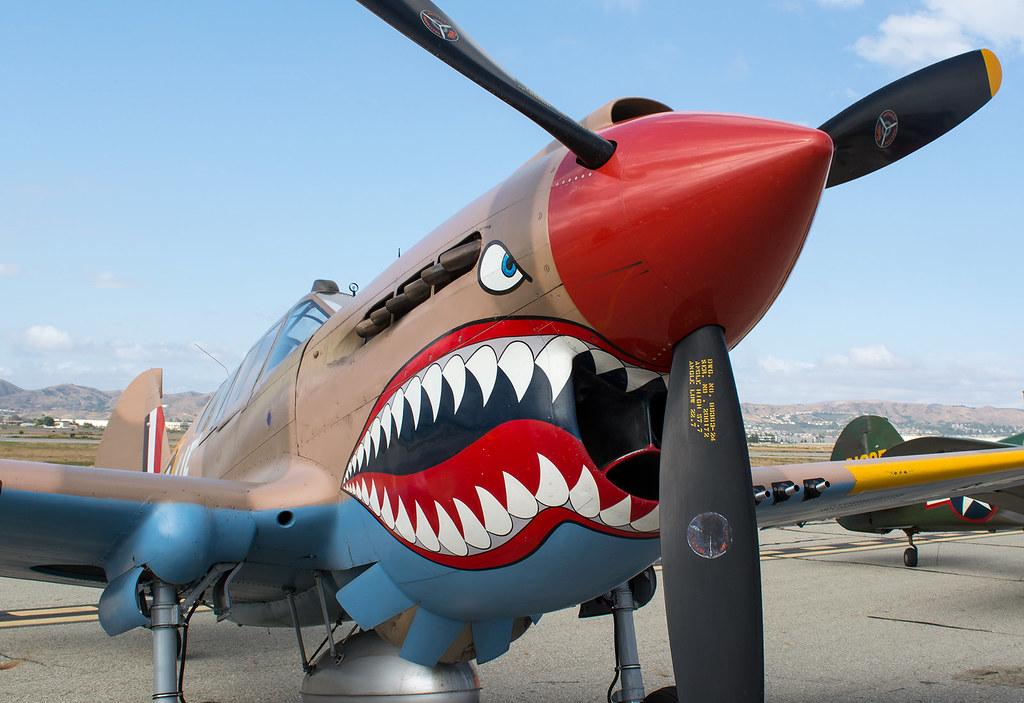 P40 Warhawk (P.O.F. #9)