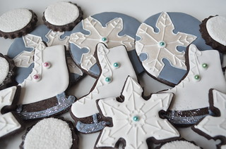 Winter, 2011 | by Ellie's Bites Decorated Cookies