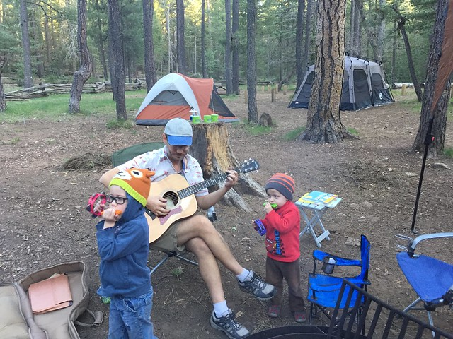 Camping at Kehl Springs-May 2016