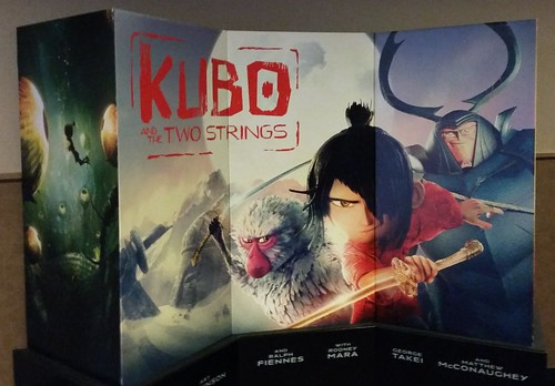 Kubo and the Two Strings Movie Standee