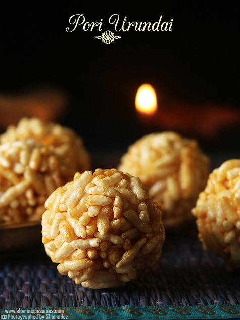 Puffed Rice Snack