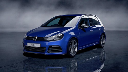 PS3: GT5 Car Pack 2 DLC - Volkswagen Golf VI R | by PlayStation.Blog