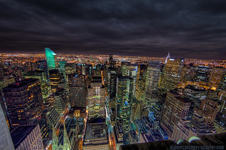 Facing Queens from the GE building | by Jason Pierce Photography