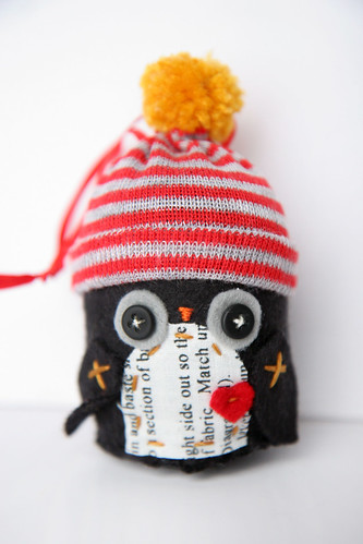 Penguin Ornament | by Skunkboy Creatures.