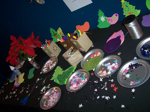 Holiday arts & crafts in the galleries | by ExplorOcean