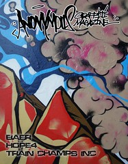 Anonymous Graffiti Magazine: Issue Two by H.R. Paperstacks
