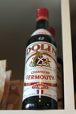 Dolin vermouth | by David Lebovitz