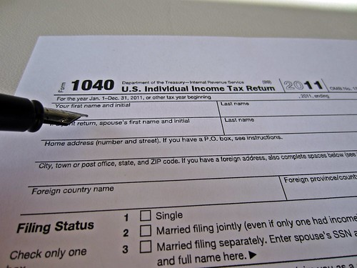 IRS 1040 | by 401(K) 2013