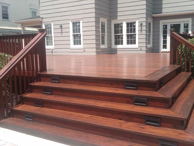 Deck Stain Maplewood NJ