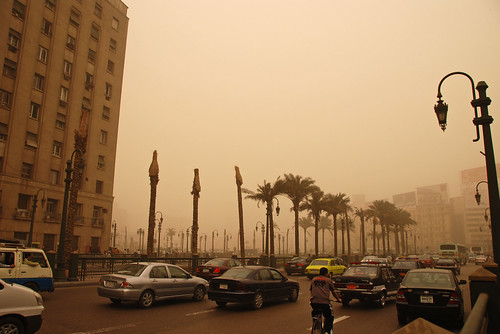 Air pollution in Cairo | by World Bank Photo Collection