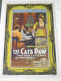 The Cat's Paw poster | by craig.fansler
