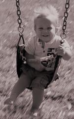 Swinging by judith511
