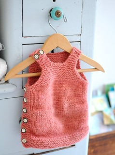 a vest for annabel | by SouleMama