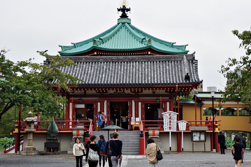 Bentendo Temple Complex