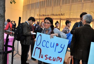 Occupy Museums 4 | by NYCandre