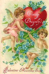 Be My Valentine Swap by Vintage Dragonfly