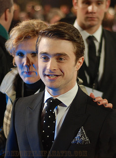 Daniel Radcliffe up close at The Woman in Black World Premiere in London 24 January 2012 | by Mister J Photography