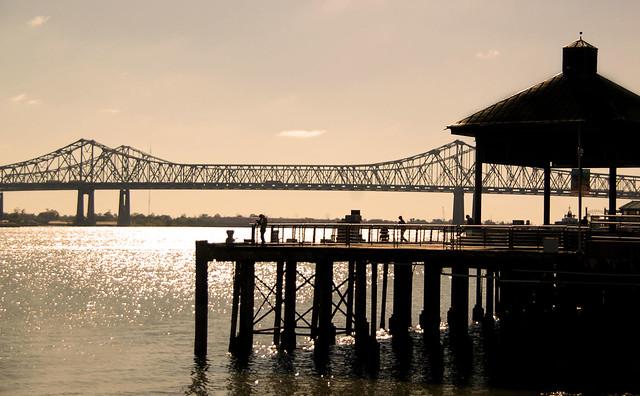 Mississippi Pier