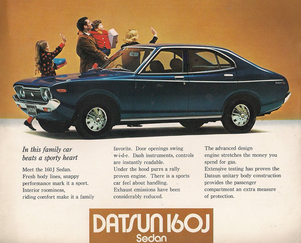 Image result for datsun 160j sss 1977 review
