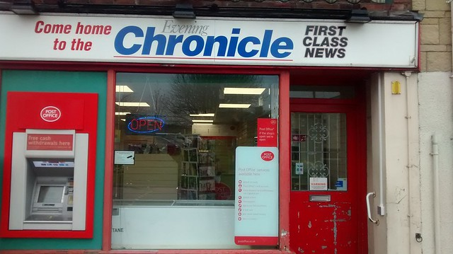 Sunniside Post Office May 16 (1)