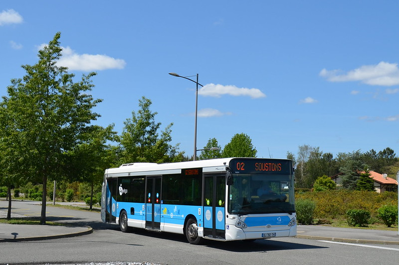 Transport mobilit urbaine afficher le for Aygueblue piscine