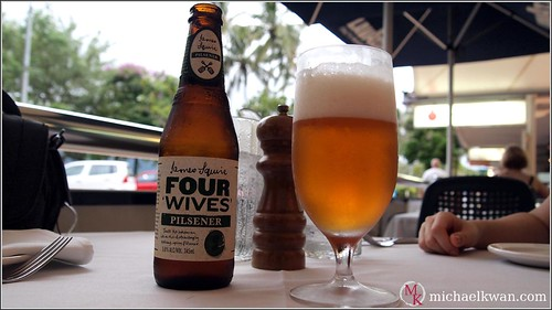 Four Wives Beer
