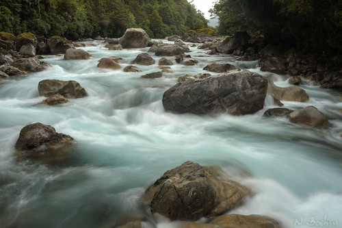 Morraine Creek HDR | by NathanaelBC