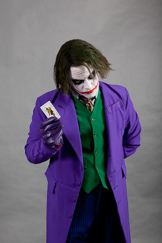 THE JOKER COSPLAY 2012 | by THESMOKE007