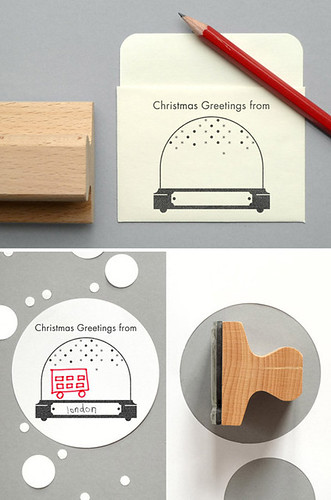 xmas stamps | by the style files
