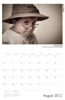 ADIDAP Calendar 2012 UK August | by akhater