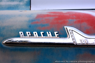 Apache | by abstract by nature