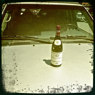 Wine on Car | by ricko
