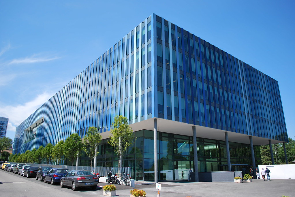 WIPO Gebäude Genf