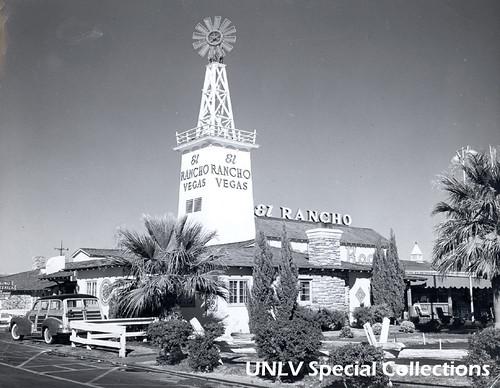 360 Vintage Vegas: El Rancho
