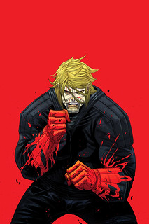 Luther Strode TPB Cover | by sobreiro
