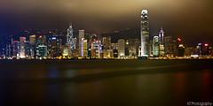 Hong Kong Skyline by gtsomething