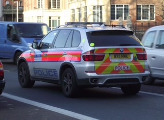 Metropolitan Police / BMW X5 / Armed Response Vehicle / JHZ / BX11 HMK | by Chris' 999 Pics
