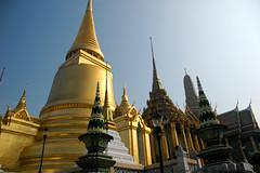 Thai Royal Palace by Al Varty