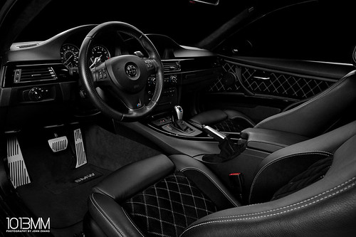 Alan's BMW 335i Interior | by 1013MM