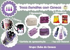 Troca Esmaltes na Caneca - Preferências by Barbara Gama