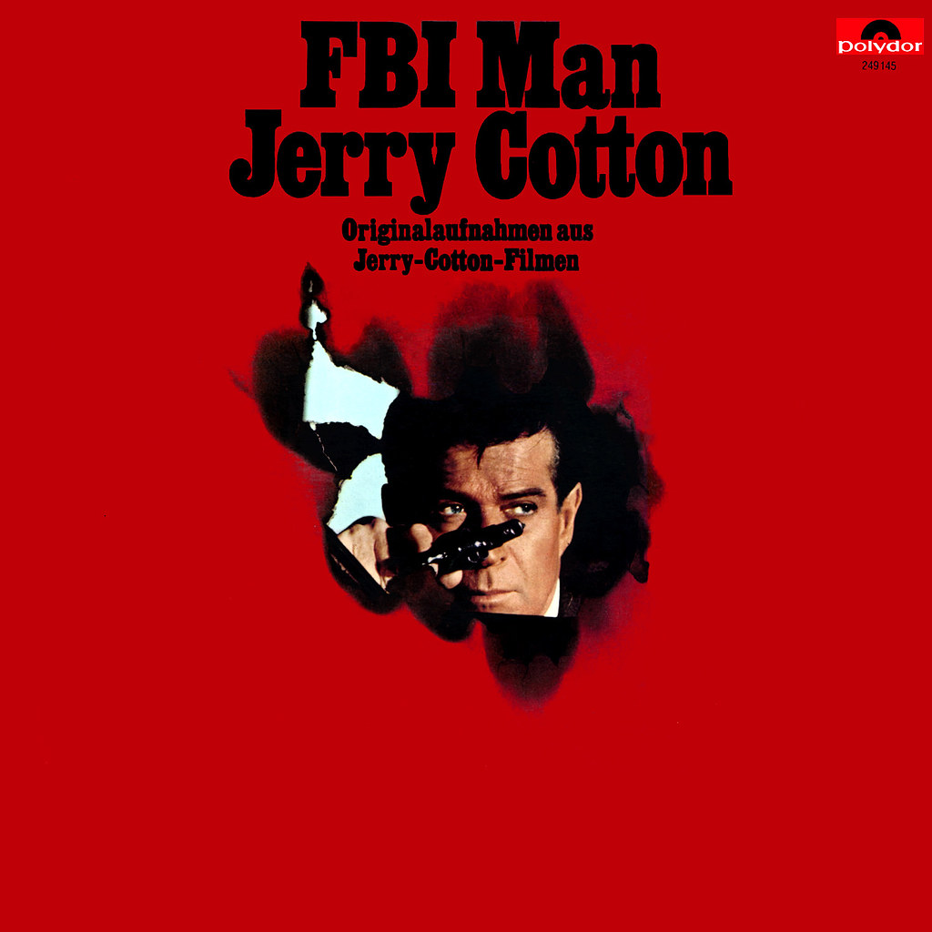 Peter Thomas - FBI Man Jerry Cotton