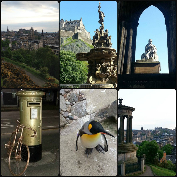 Edinburgh collage Jun 2016