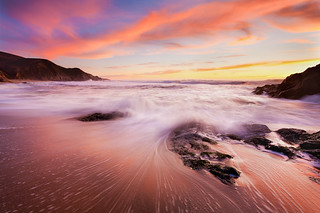 Gray Whale Cove | by Lukas Wenger Photography